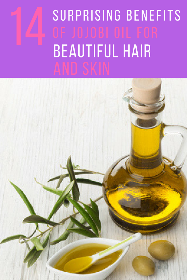 14 Cultivating Benefits of Jojoba Oil For Beautiful Skin & Hair. | Ideahacks.com