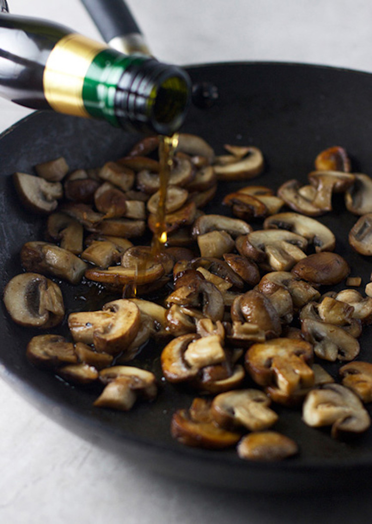Marsala Mushrooms