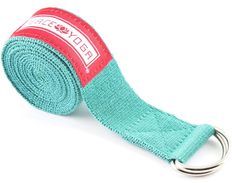 Peace Yoga Exercise Strap