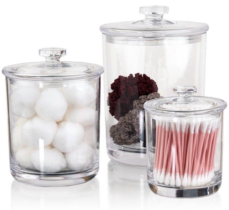 Premium Quality Plastic Apothecary Jars