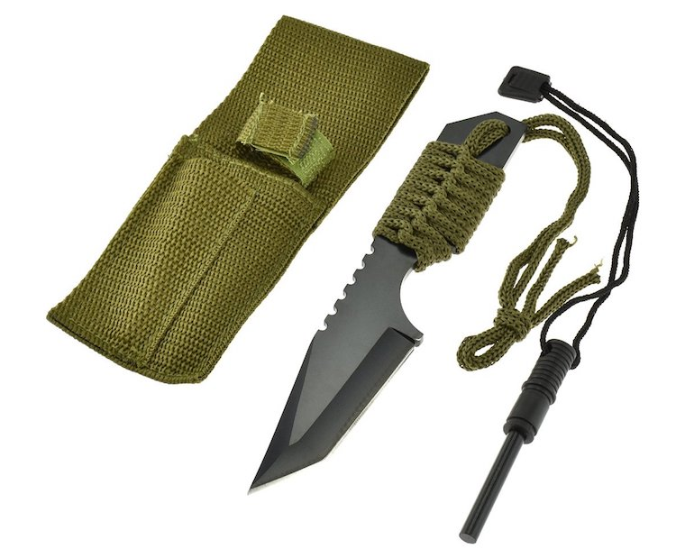 SE KHK6320 Outdoor Tanto Knife