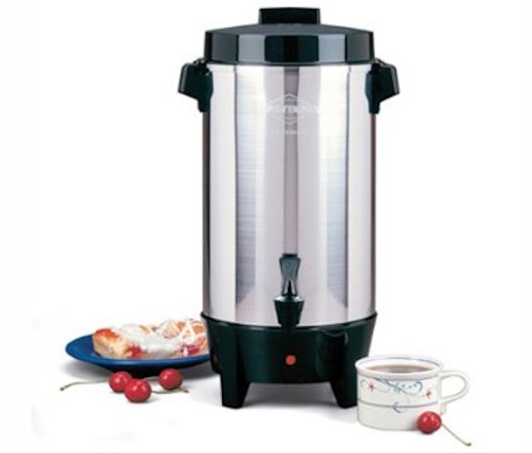West Bend 58002 Automatic Party Perk Coffee Urn