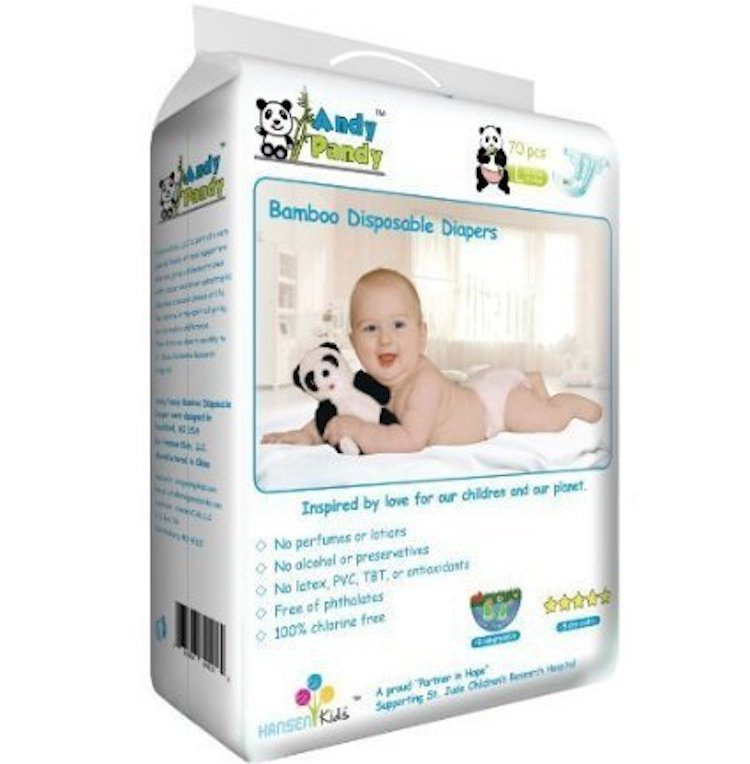 Andy Pandy Baby Diapers