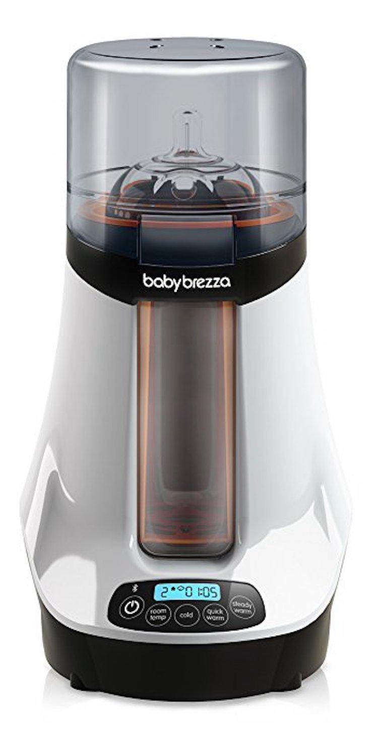 Baby Brezza Safe & Smart Bottle Warmer