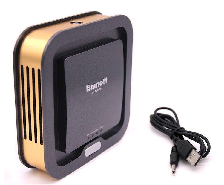 Bamett Car Air Purifier Auto Purifier