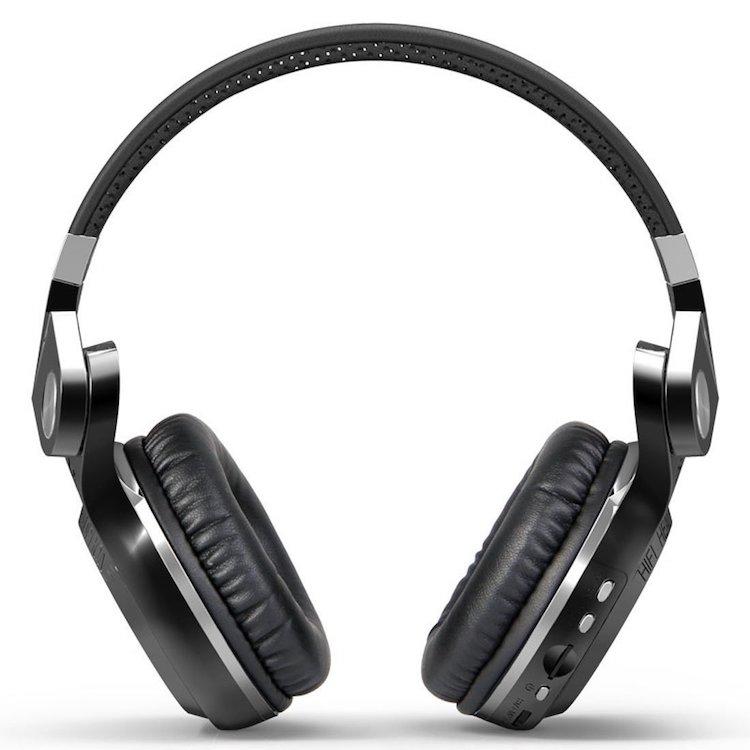 Bluedio T2 Plus Turbine Wireless Headphones