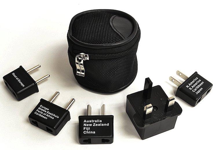 Ceptics International Worldwide Travel Plug Adapter