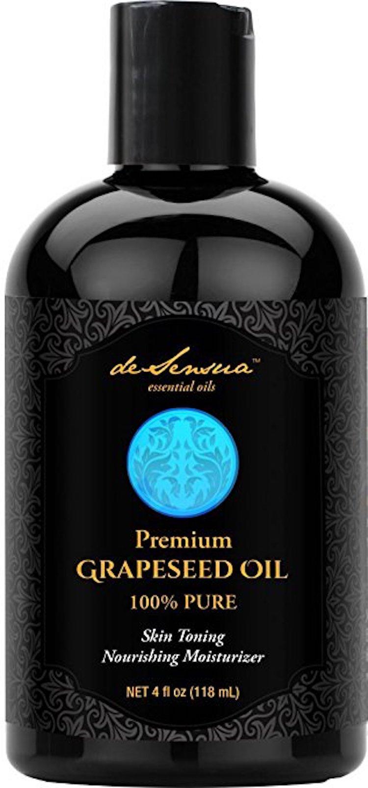 DeSensua Grapeseed Massage Oil