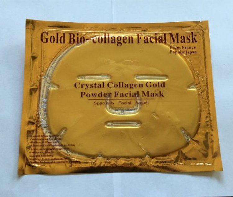 EBP Medical Luxurious 24k Gold Bio-Collagen Facial Mask