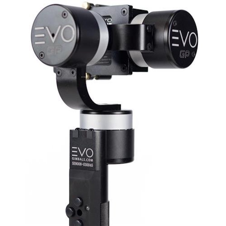 EVO GP 3 Axis Handheld Gimbal for GoPro Hero 3