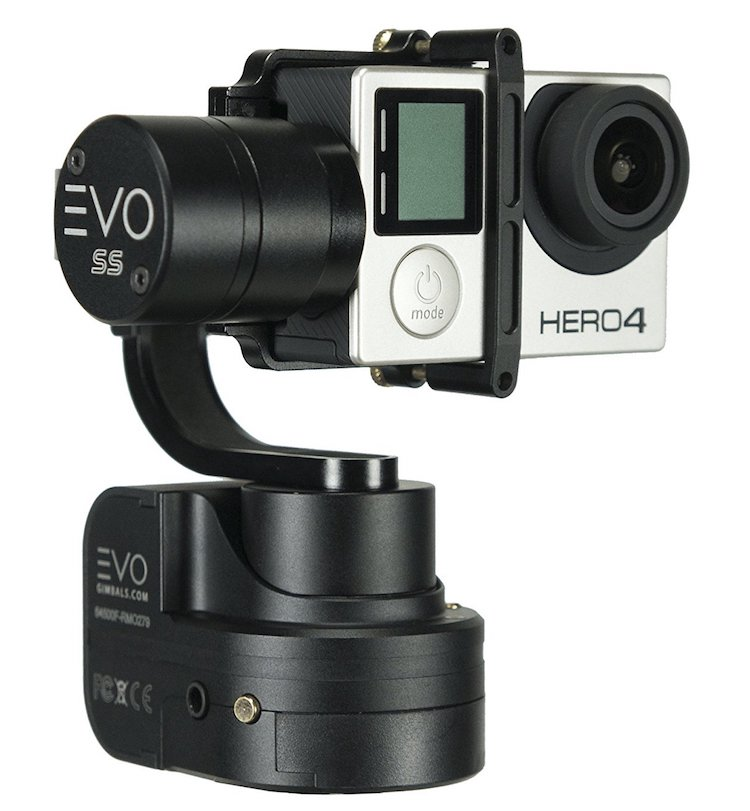 EVO Gimbals EVO SS 3 Axis Wearable Gimbal
