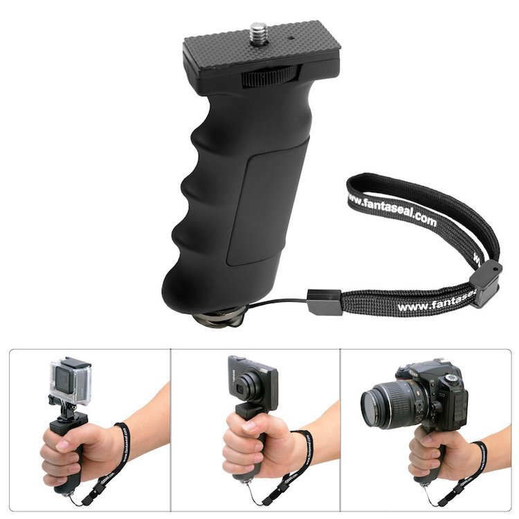 Fantaseal Ergonomic Camera Grip Mount
