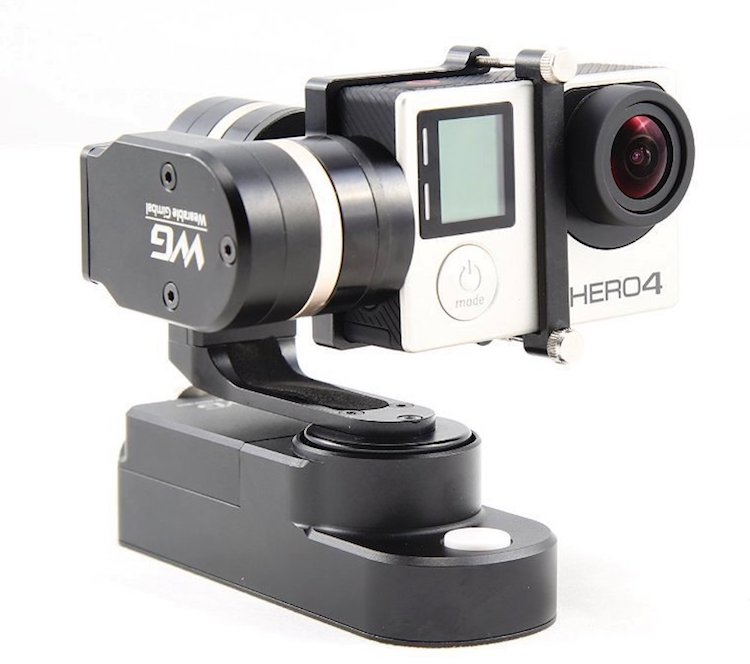 Feiyu Tech FY-WG 3-Axis Wearable Gimbal Stabilizer