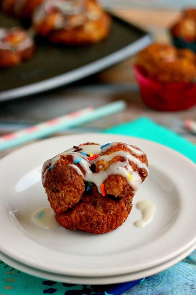 funfetti monkey bread muffins