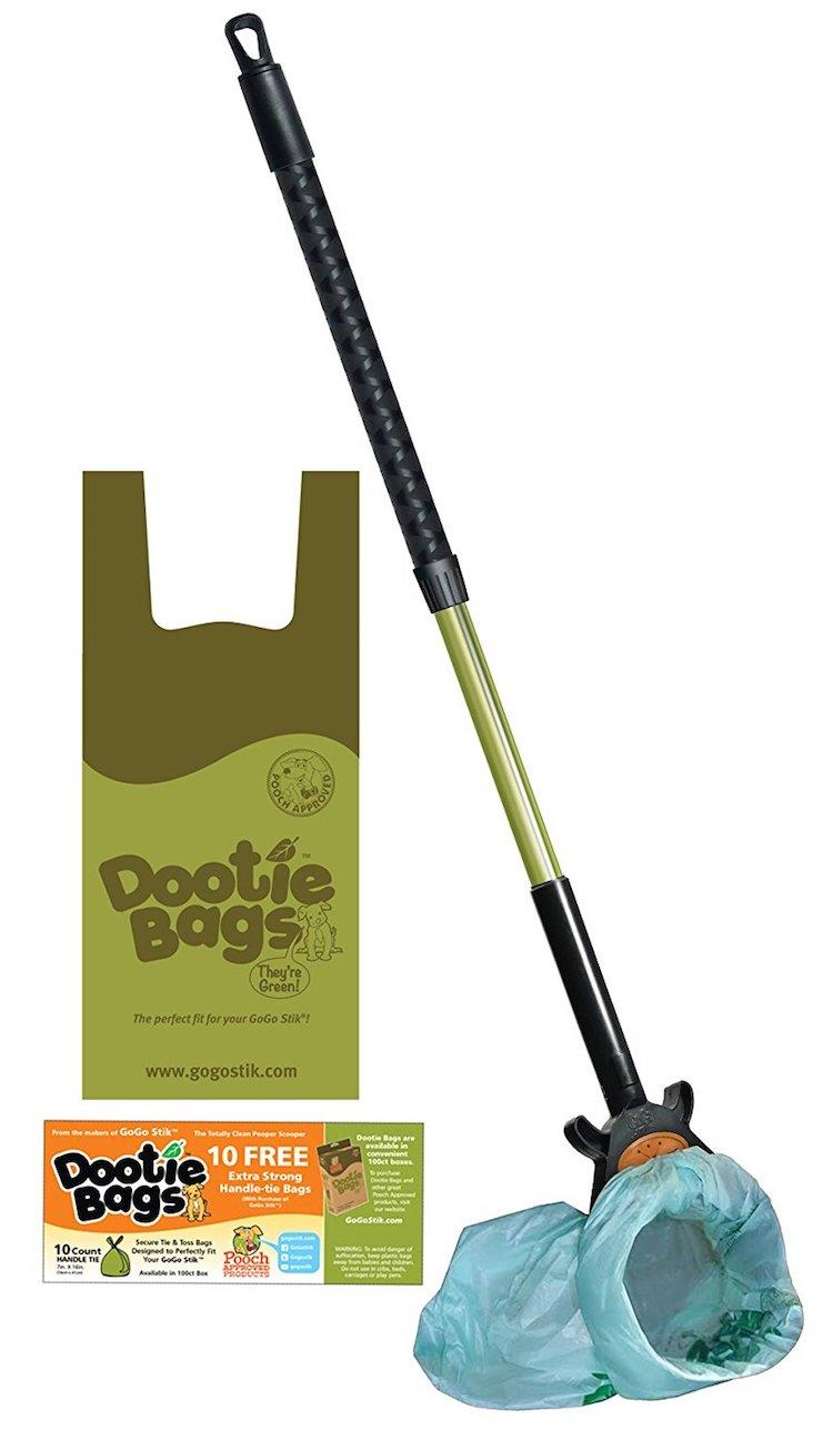 GoGo Stik, The Totally Clean Pooper Scooper