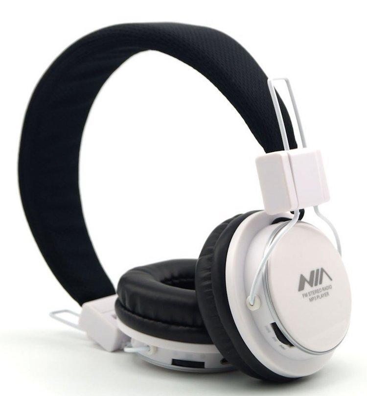 Granvela A809 Foldable Headphones