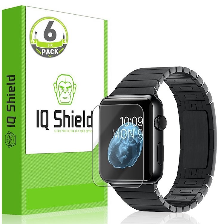 IQShield Apple Watch 38mm Screen Protector