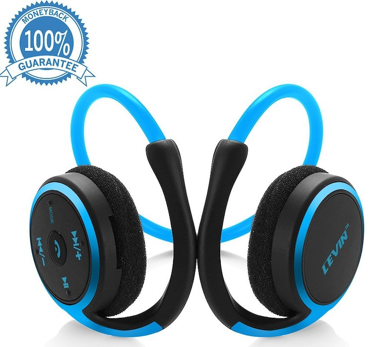 Levin Bluetooth Headset with FM Radio