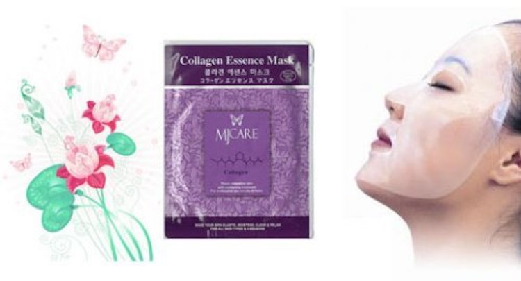 Neru Biotech Collagen Essence Face Mask