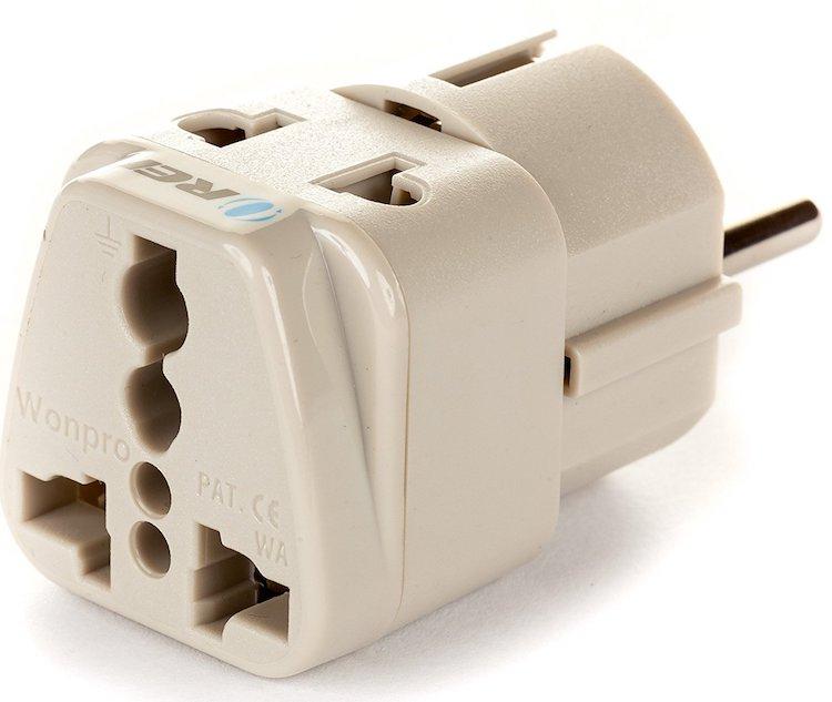 OREI European Plug Adapter
