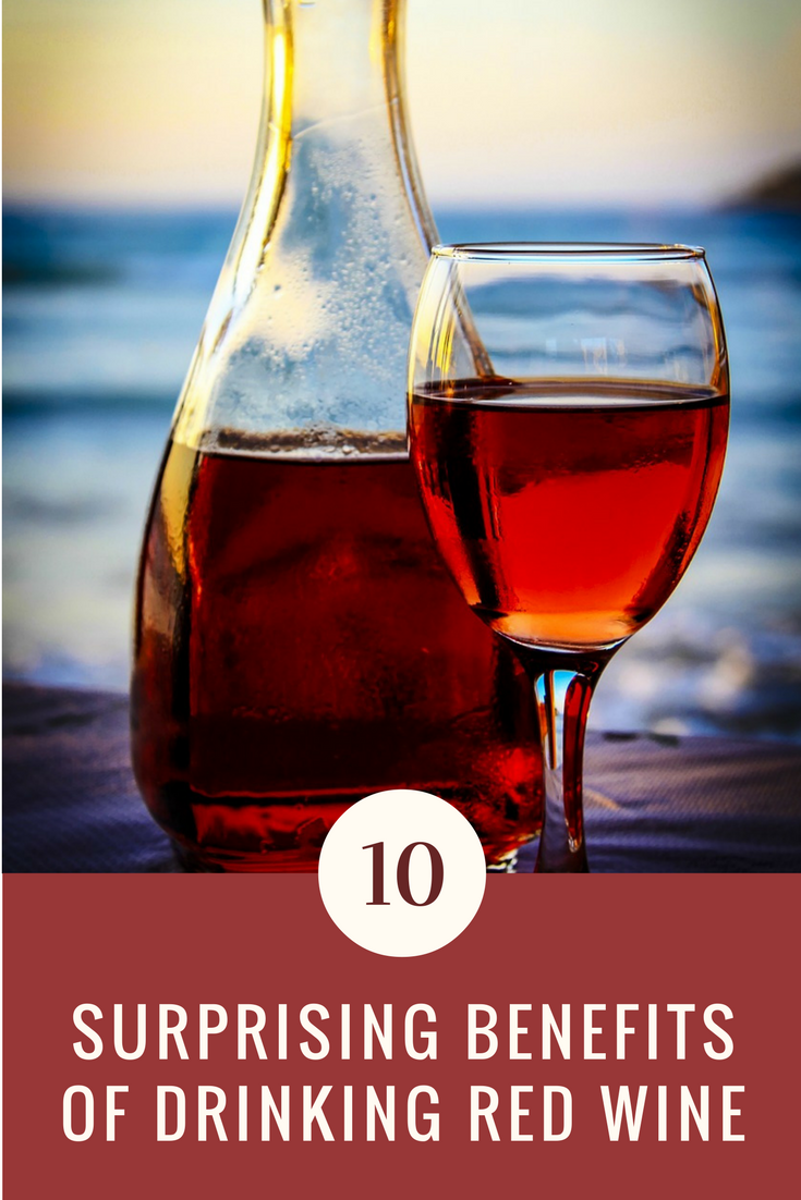 10 Reasons Why You Might Want to Start Drinking Organic Red Wine. | Ideahacks.com
