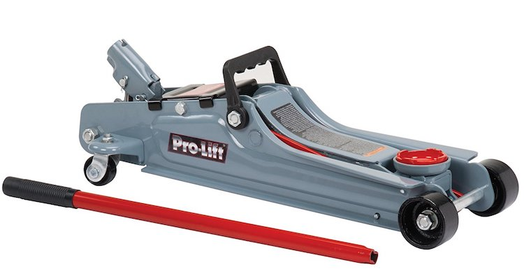 Pro-Lift F-767 Grey Low Profile Floor Jack