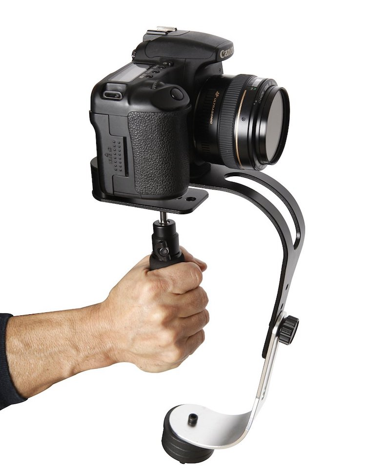 Roxant video camera stabilizer