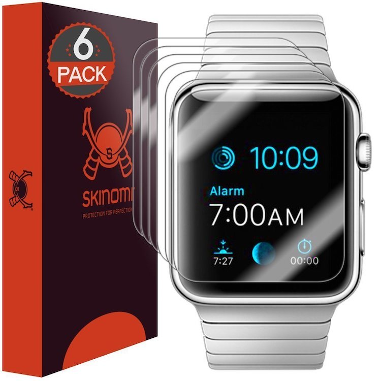 Skinomi Apple Watch 42 mm Screen Protector