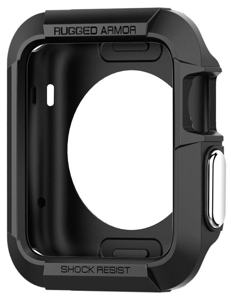 Spigen Rugged Armor Apple Watch Case