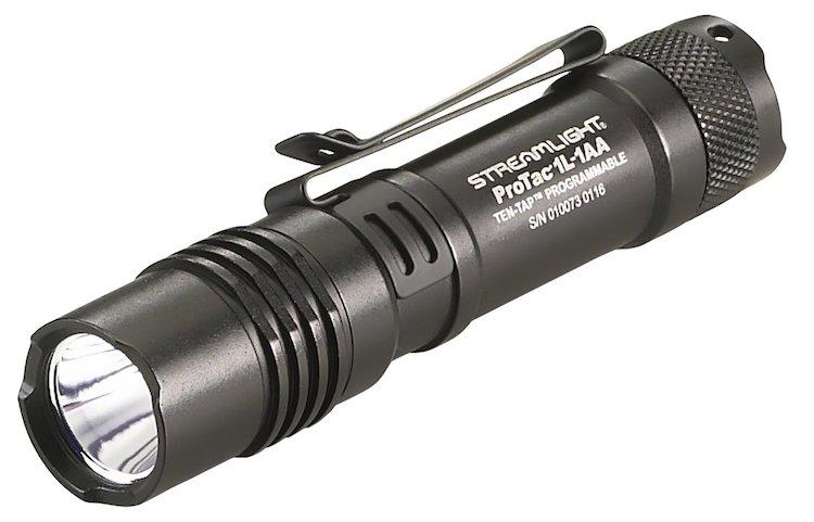 Streamlight 88061 ProTac 1L-1AA Dual Fuel Ultra-Compact Flashlight