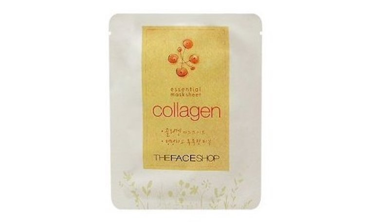 The Face Shop Essential Collagen Mask
