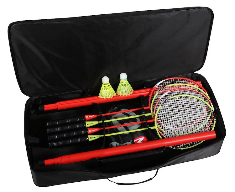 Zume Escalade Sports Zume Badminton Set