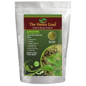 100% Pure & Natural Henna Powder for Hair Dye