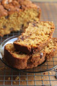 Chocolate Chunk Orange Bread 5