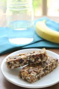 Fruit and Nut Breakfast Bars