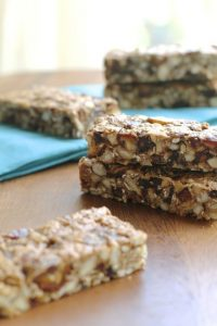 Fruit and Nut Breakfast Bars5