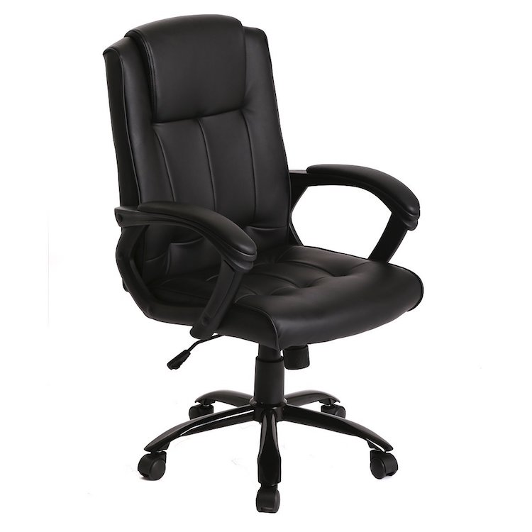 Leather Executive Chair by Best Office