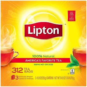 Lipton Black Tea Bags