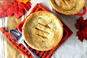Loaded Chicken Pot Pie