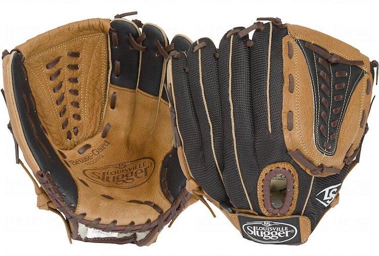 Louisville Slugger 12-Inch FG Genesis Baseball Infielders Glove