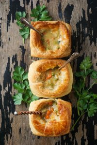 My Favorite Chicken Pot Pie