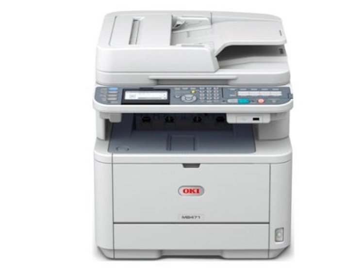 Oki Data MB MB471 Monochrome Laser Copier