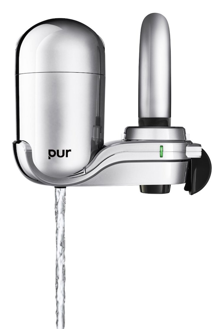 PUR Advanced Faucet Water Filter Chrome FM-3700B
