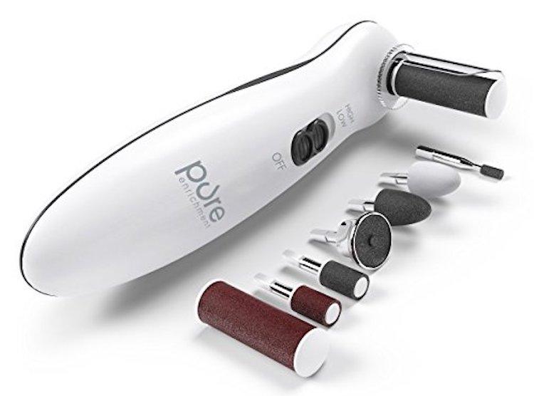 PurePedi Deluxe 8-in-1 Personal Pedicure Kit