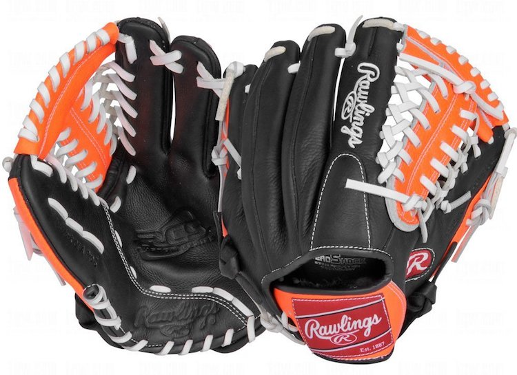 Rawlings Rcs Series Infield/Outfield Baseball Glove