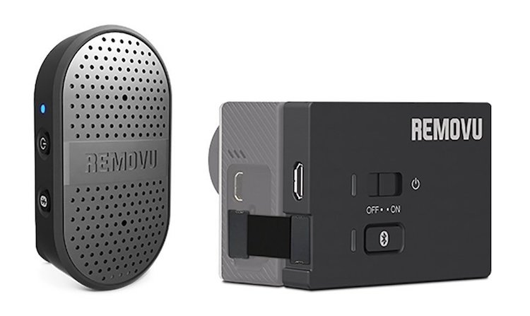 Removu RM-M1+A1 Wireless Microphone