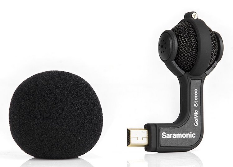 Saramonic Gomic Mini Stereo Ball Microphone