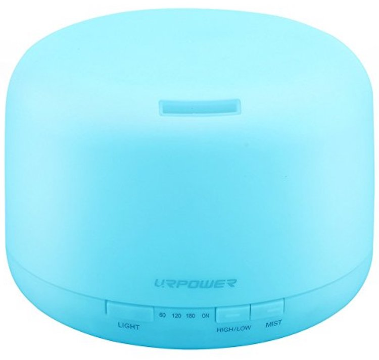 URPOWER 500 mL Essential Oil Diffuser