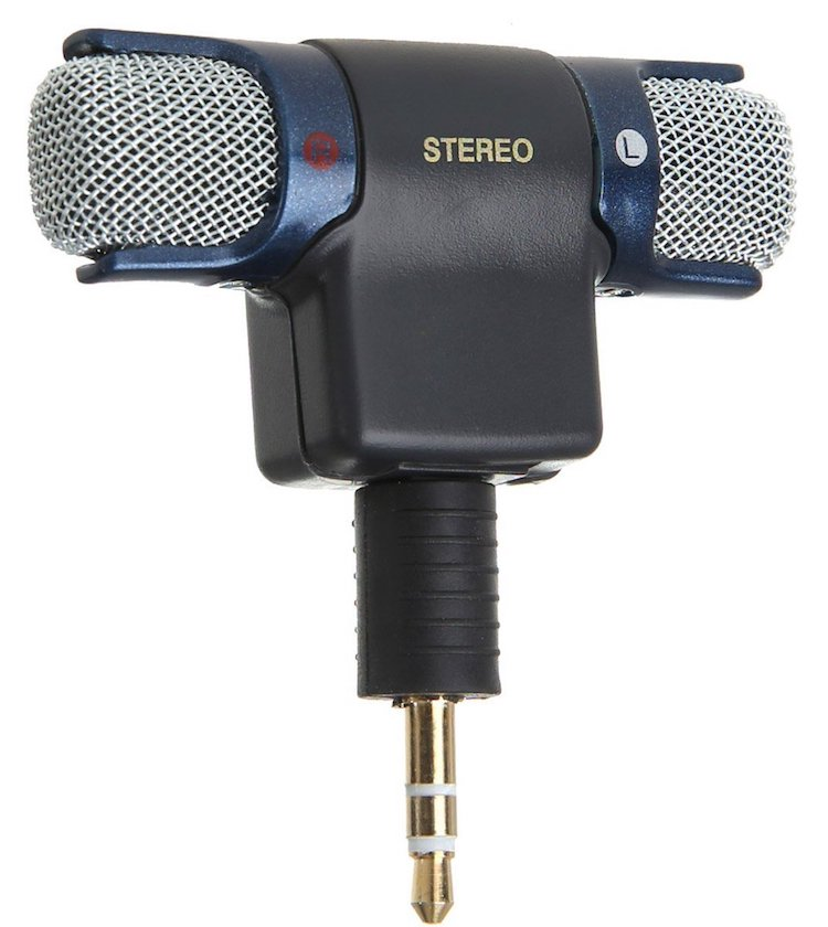 VITE 3.5 mm Stereo Microphone