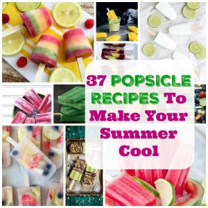38 Best Popsicle Recipes To Make Your Summer Cool